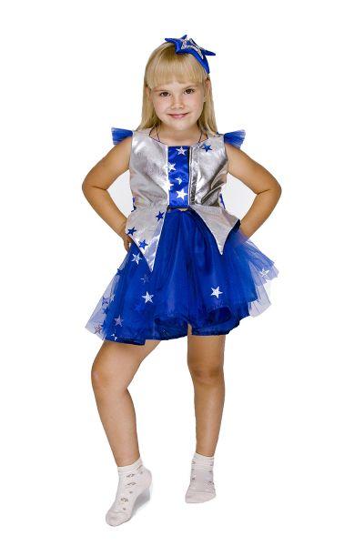 Звездочка «Волшебница» карнавальный костюм для девочки