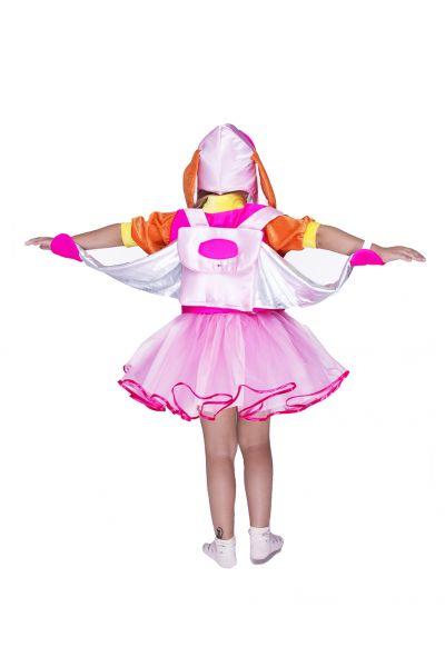 """Скай с рюкзаком """"Щенячий патруль"""" карнавальный костюм для девочки"""
