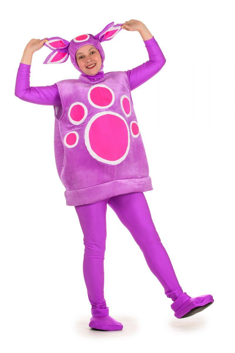 Масочка - «Лунтик» карнавальный костюм для взрослых / фото №1504