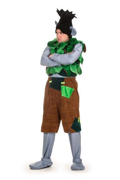 Тролль «Цветан» карнавальный костюм для взрослых