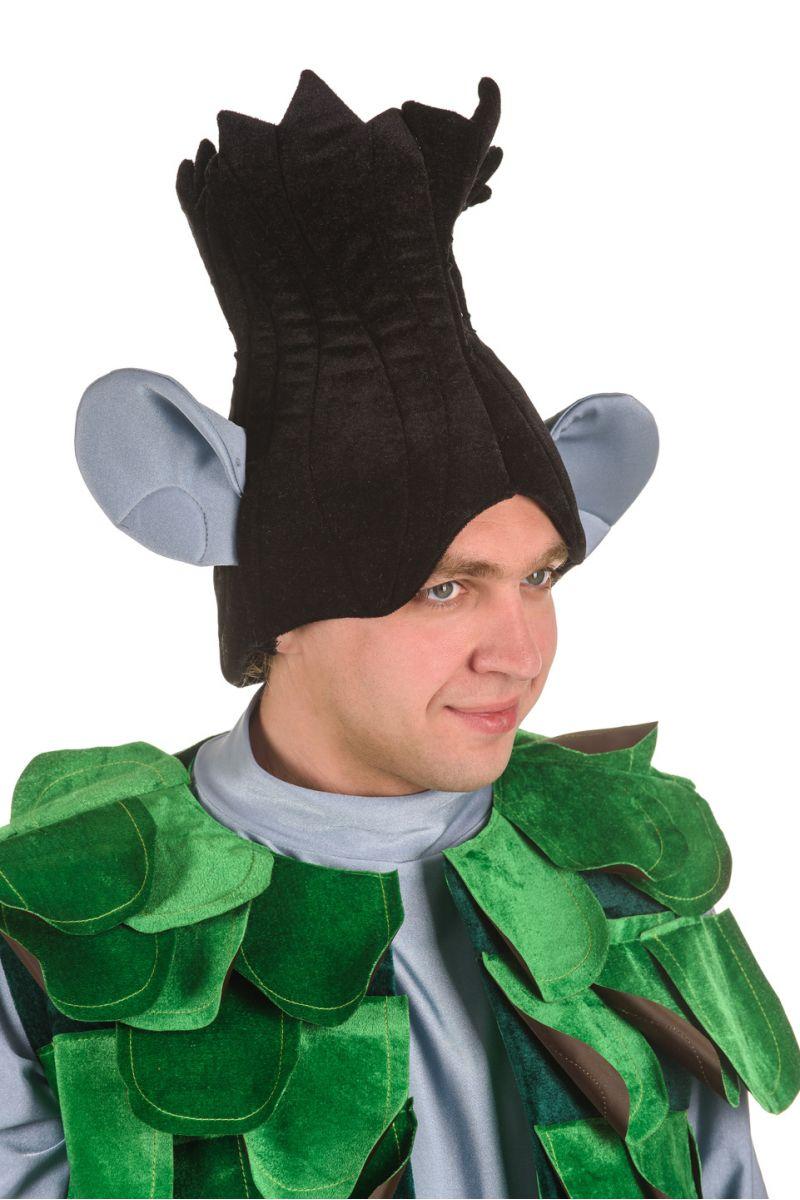 Масочка - Тролль «Цветан» карнавальный костюм для взрослых / фото №1513