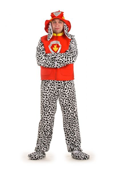 Щенячий патруль «Маршал» карнавальные костюмы для взрослых
