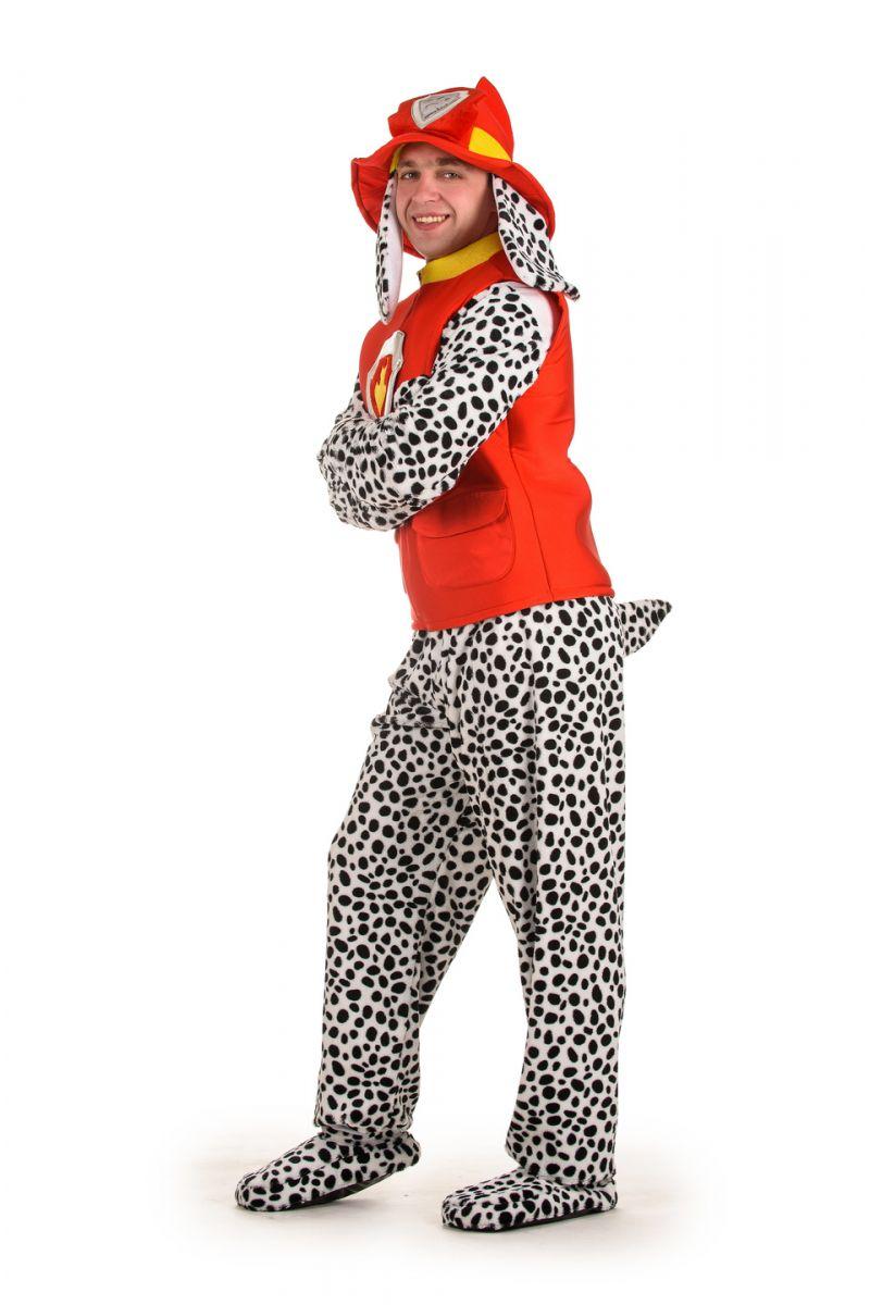 Масочка - Щенячий патруль «Маршал» карнавальные костюмы для взрослых / фото №1521