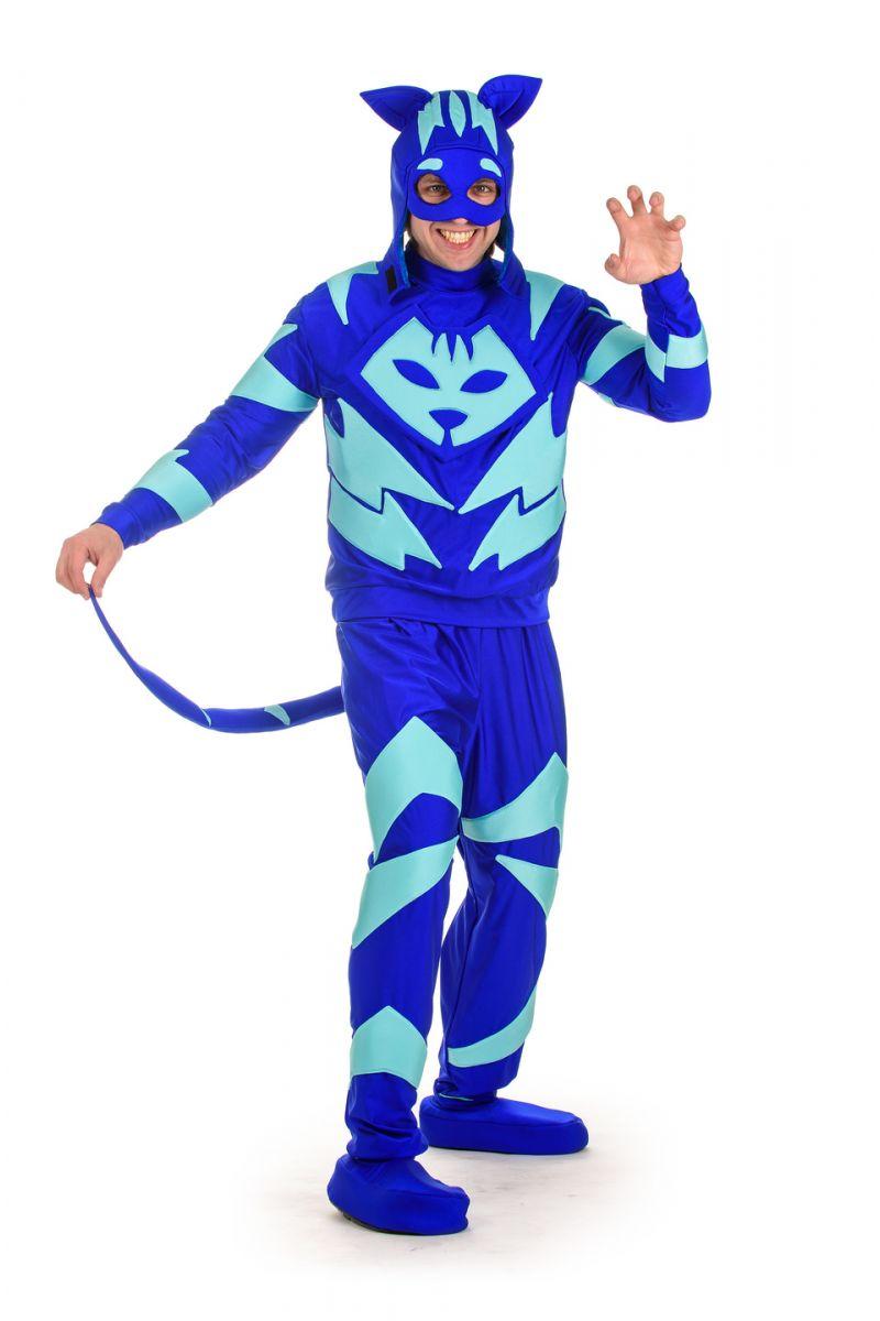 Герои в масках «Кэтбой» карнавальный костюм для взрослых