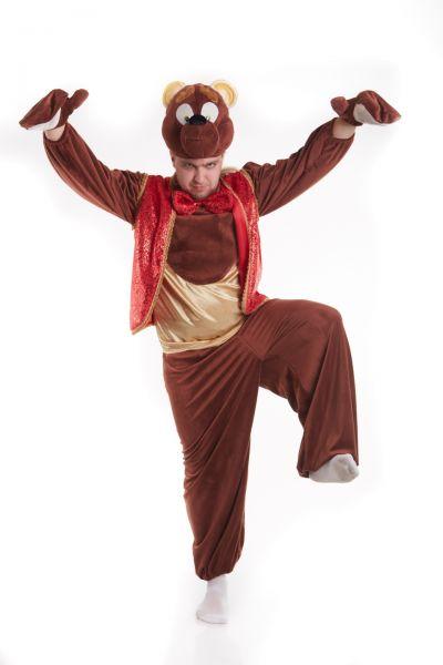 «Медведь» карнавальный костюм для взрослых