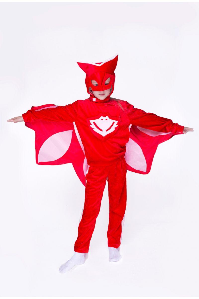 Герои в масках «Алетт» карнавальный костюм для девочки