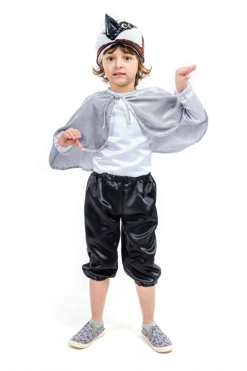 Масочка - «Воробей» карнавальный костюм для мальчика / фото №1556