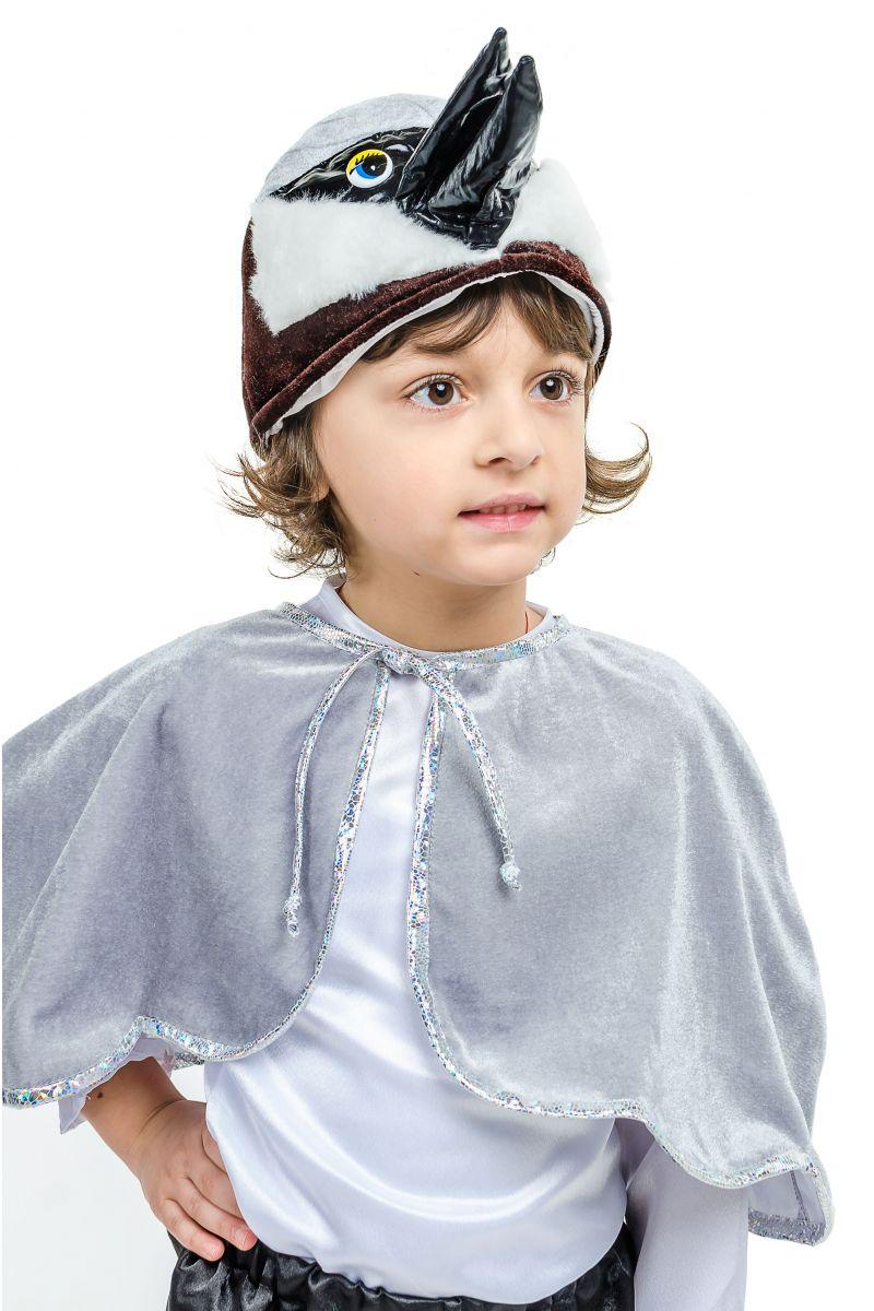 Масочка - «Воробей» карнавальный костюм для мальчика / фото №1557