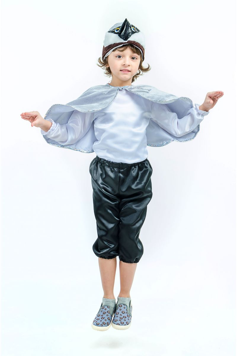 Масочка - «Воробей» карнавальный костюм для мальчика / фото №1558