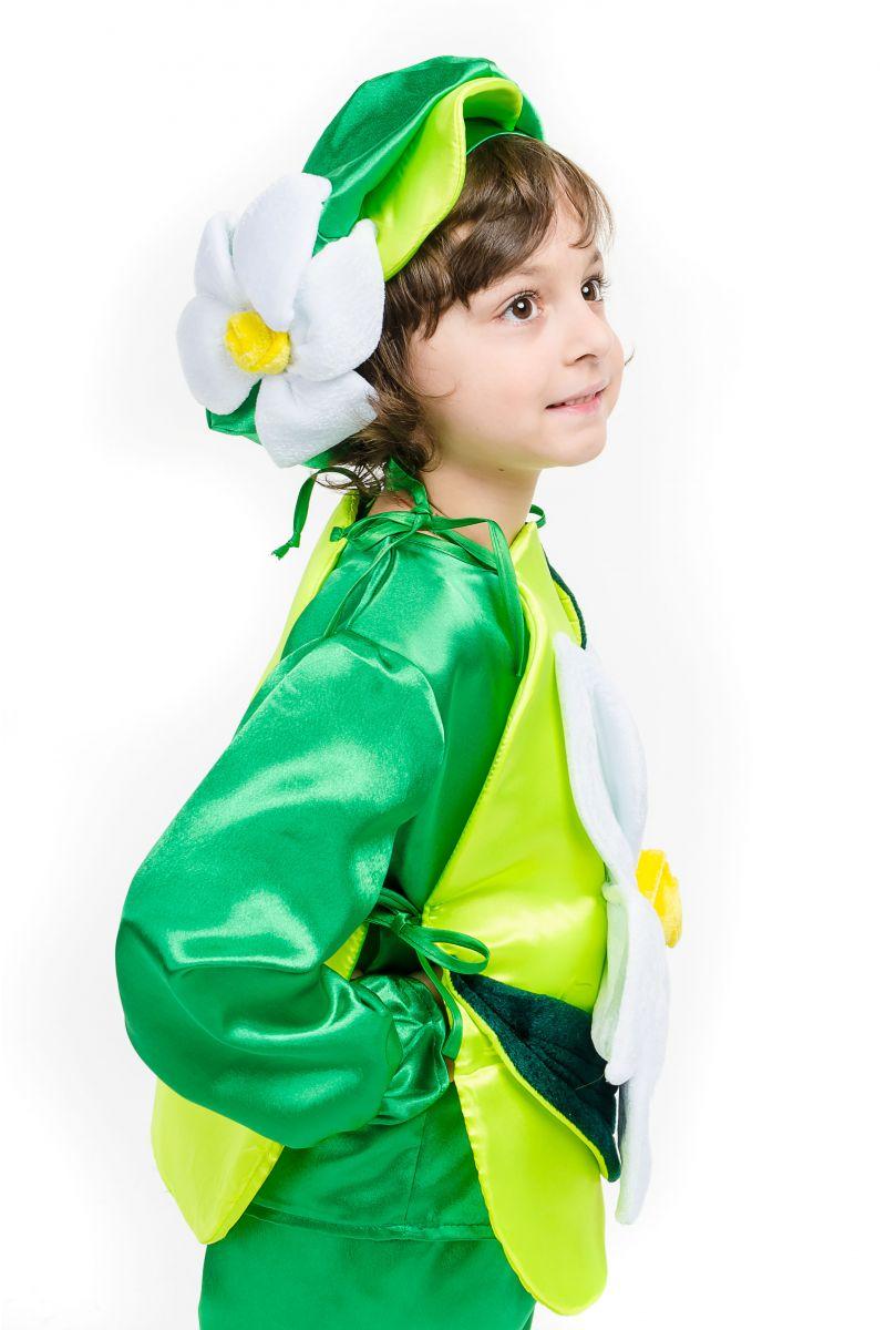 Масочка - «Нарцисс» карнавальный костюм для детей / фото №1561
