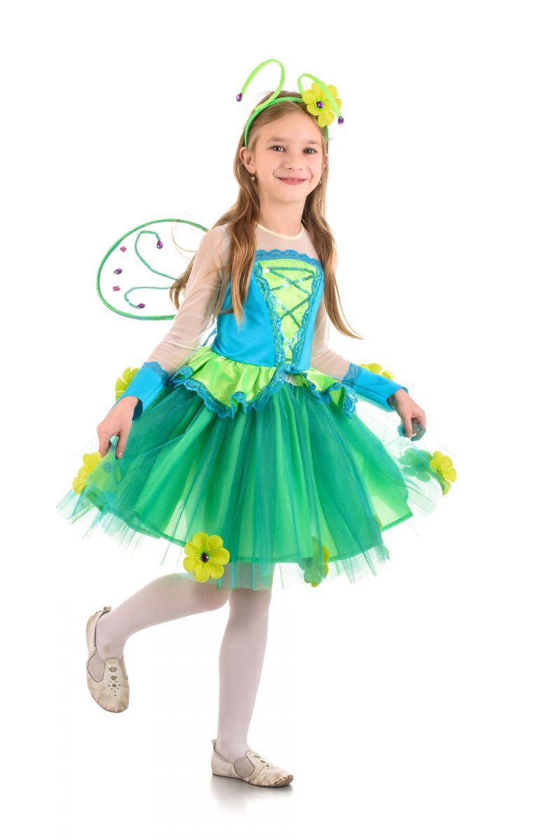 Масочка - Бабочка «Неженка» карнавальный костюм для девочки / фото №1568
