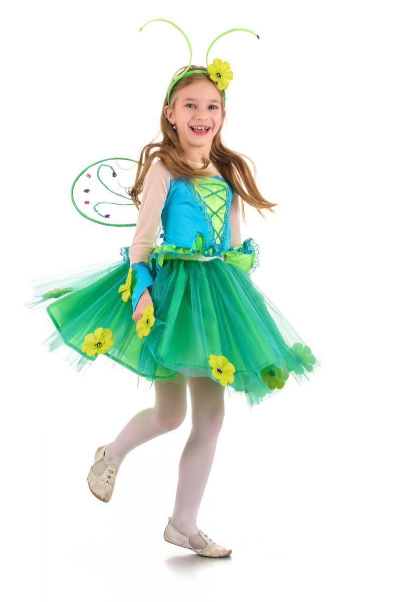 Масочка - Бабочка «Неженка» карнавальный костюм для девочки / фото №1569