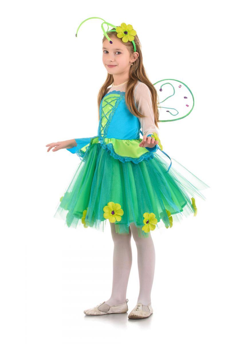Бабочка «Неженка» карнавальный костюм для девочки