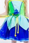 Колокольчик «Лесной» карнавальный костюм для девочки - 1581