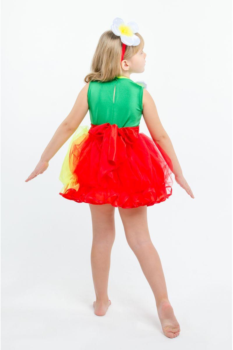Масочка - Яблочко «Румяное» карнавальный костюм для девочки / фото №1588
