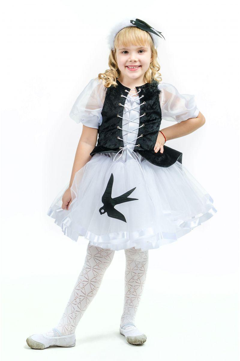 Масочка - «Ласточка» карнавальный костюм для девочки / фото №1601