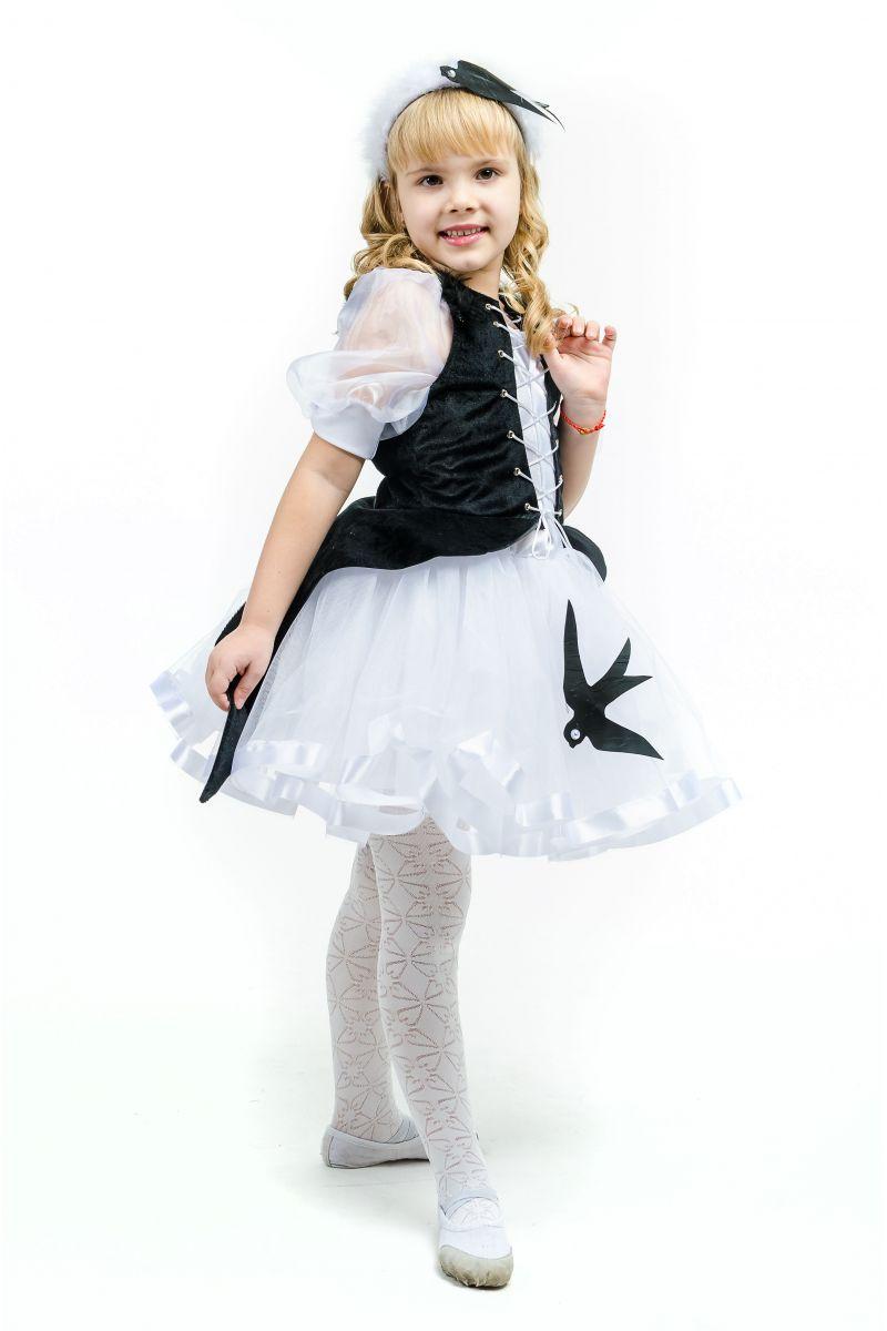 Масочка - «Ласточка» карнавальный костюм для девочки / фото №1603