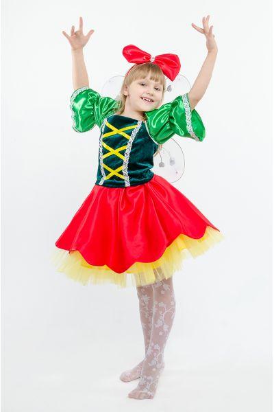 «Дюймовочка» карнавальный костюм для девочки