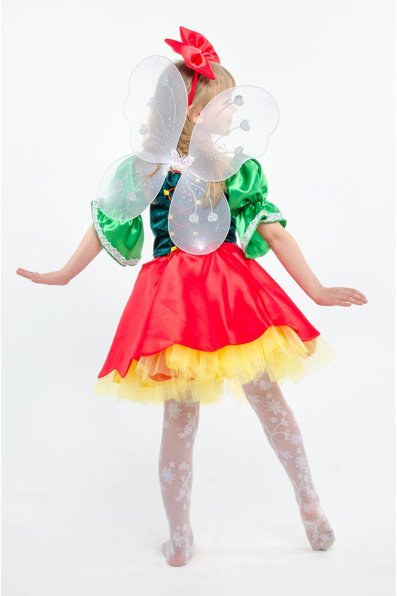 Масочка - «Дюймовочка» карнавальный костюм для девочки / фото №1626