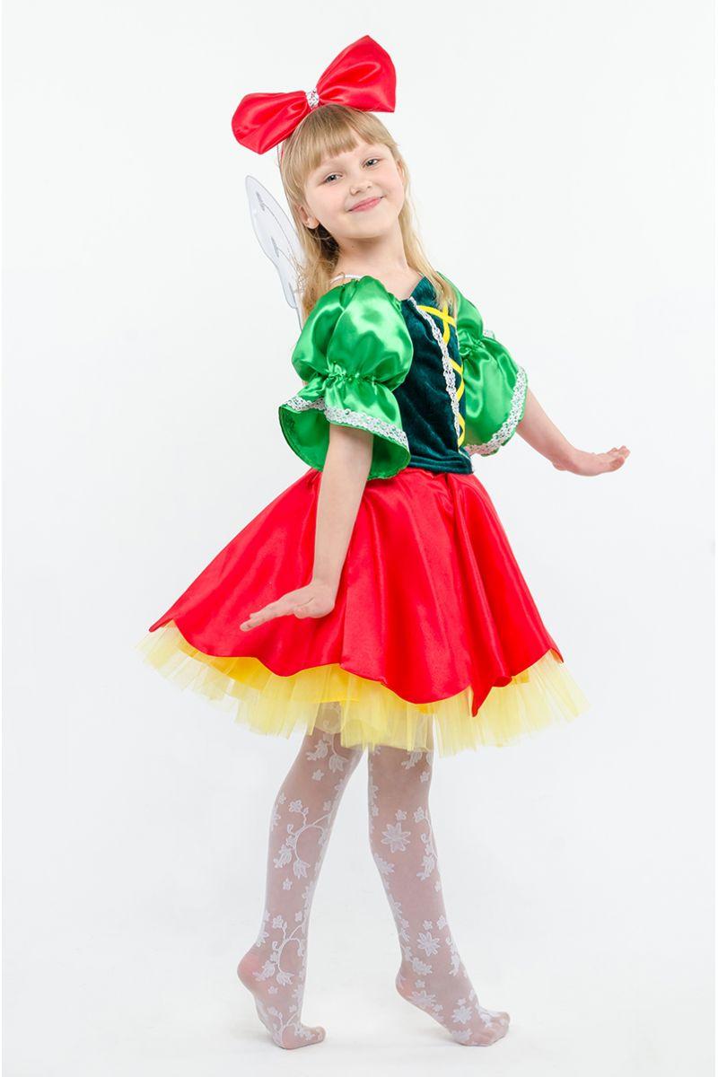 Масочка - «Дюймовочка» карнавальный костюм для девочки / фото №1627