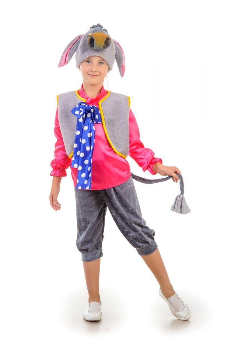 «Ослик Иа» карнавальный костюм для мальчика