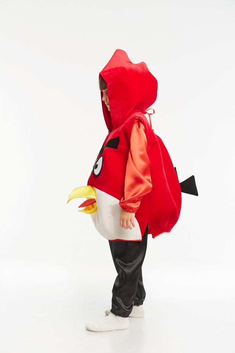 Масочка - «Злая птица» карнавальный костюм для детей / фото №1662
