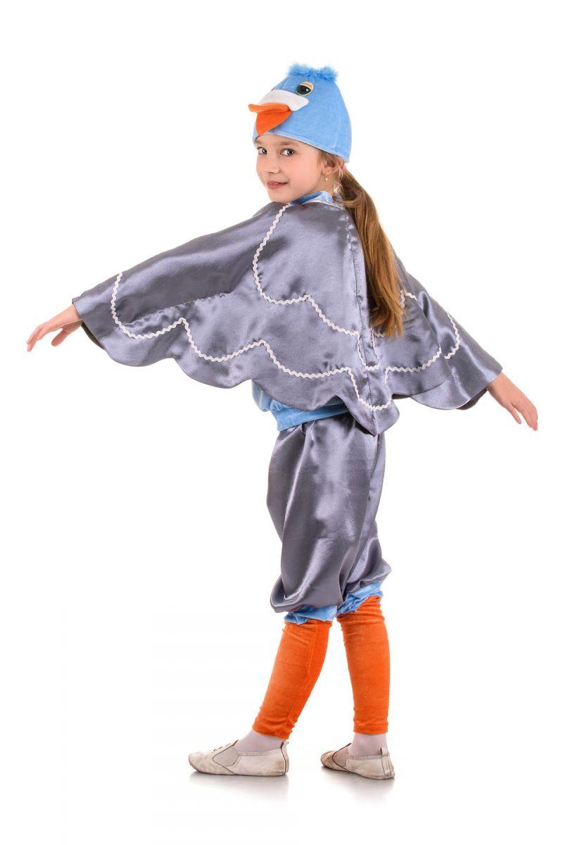 Масочка - «Голубь» карнавальный костюм для мальчика / фото №1664