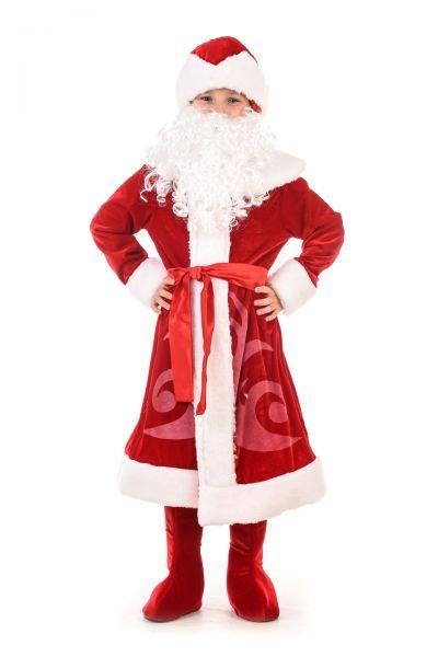Дед Мороз «Морозко» карнавальный костюм для мальчика
