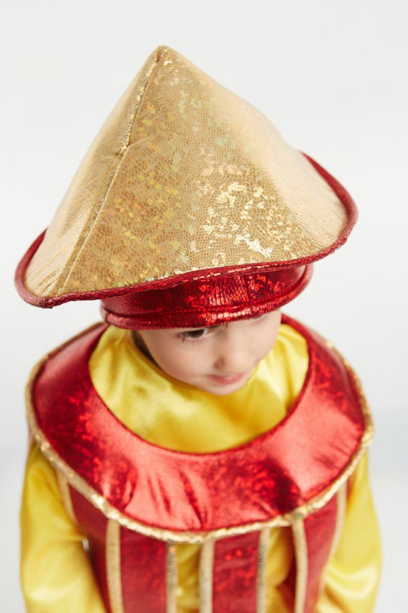 Масочка - «Фонарик» карнавальный костюм для мальчика / фото №1669