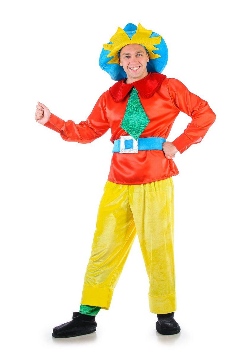 Масочка - Незнайка «Классика» карнавальный костюм для взрослых / фото №167