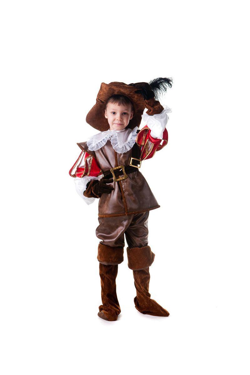 «д'Артаньян» карнавальный костюм для мальчика