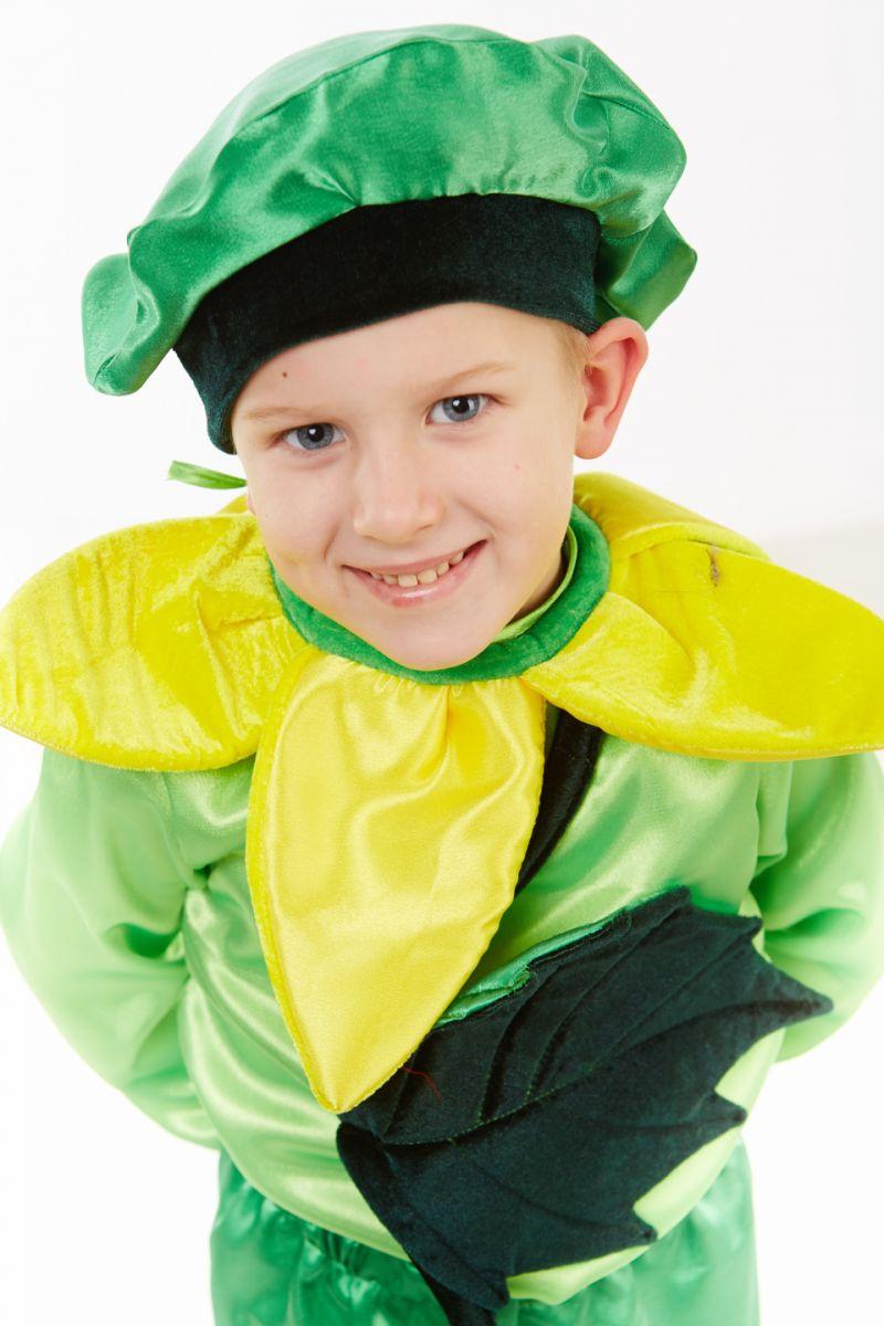 Масочка - Подсолнух «Малыш» карнавальный костюм для мальчика / фото №1672