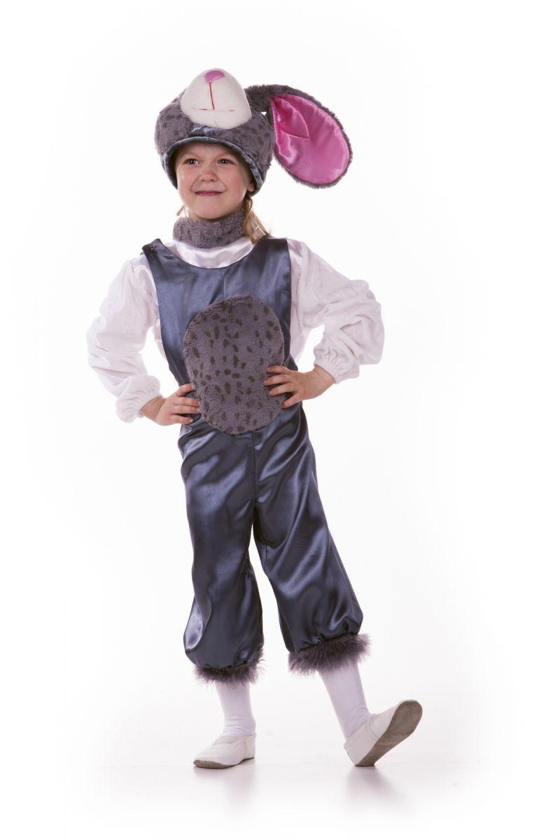 Заяц «Серенький» карнавальный костюм для детей