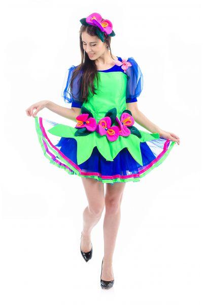 Фея «Орхидея» карнавальный костюм для взрослых