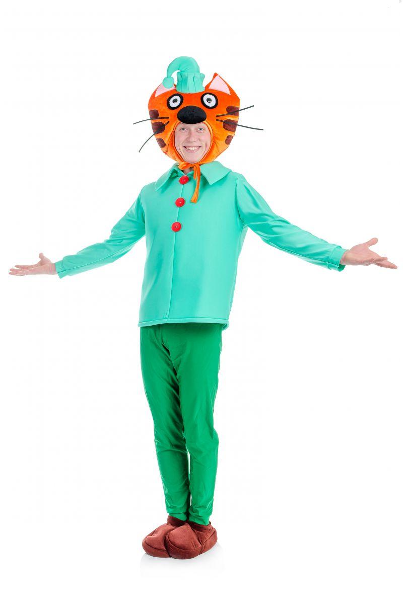 Масочка - Кот «Компот» карнавальный костюм для мальчика / фото №1694