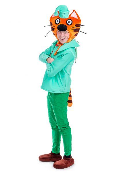 Кот «Компот» карнавальный костюм для мальчика