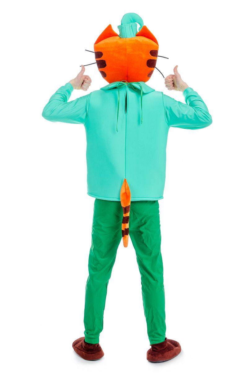 Масочка - Кот «Компот» карнавальный костюм для мальчика / фото №1697