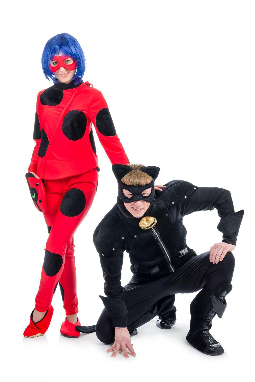 «Леди Баг» карнавальный костюм для взрослых - Масочка - photo#14