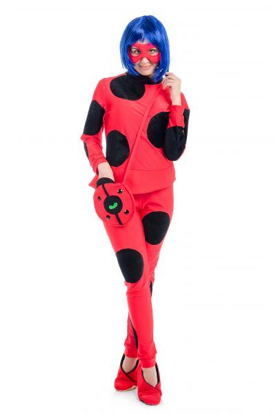 «Леди Баг» карнавальный костюм для взрослых