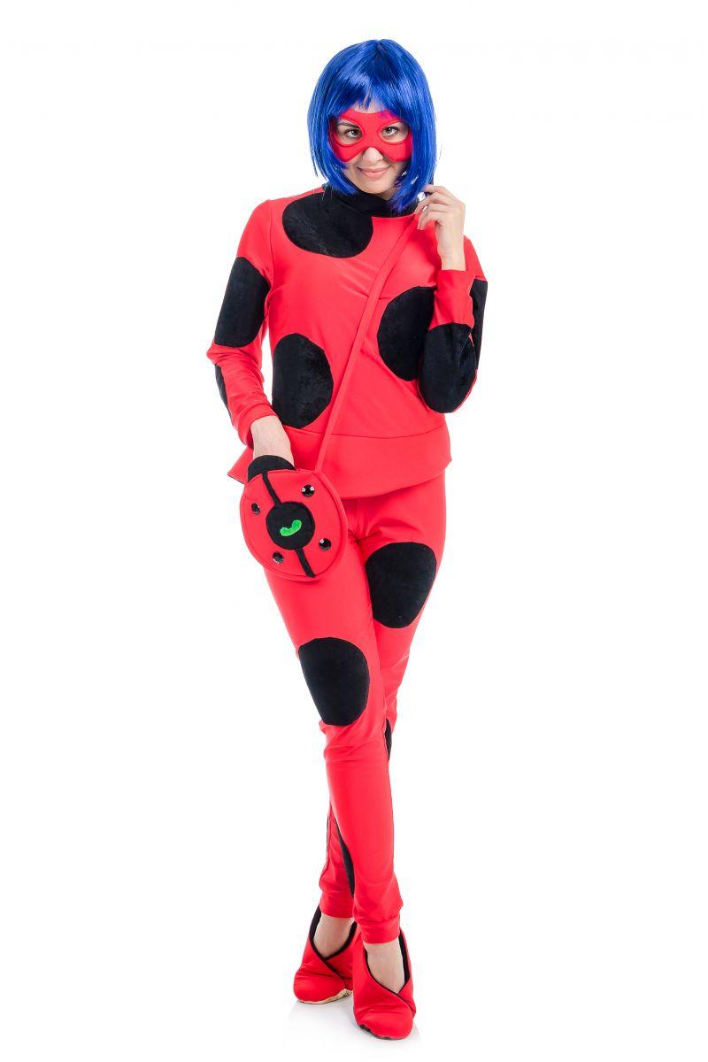 «Леди Баг» карнавальный костюм для взрослых - Масочка - photo#38