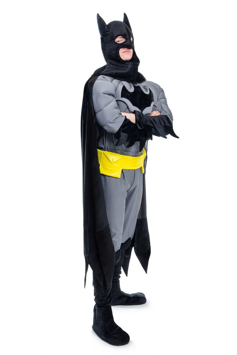 Масочка - « Бэтмен » карнавальный костюм для взрослых / фото №1718