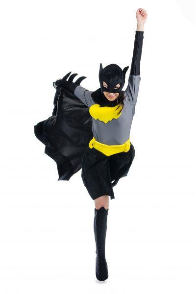 « Бэтвумен » карнавальный костюм для взрослых