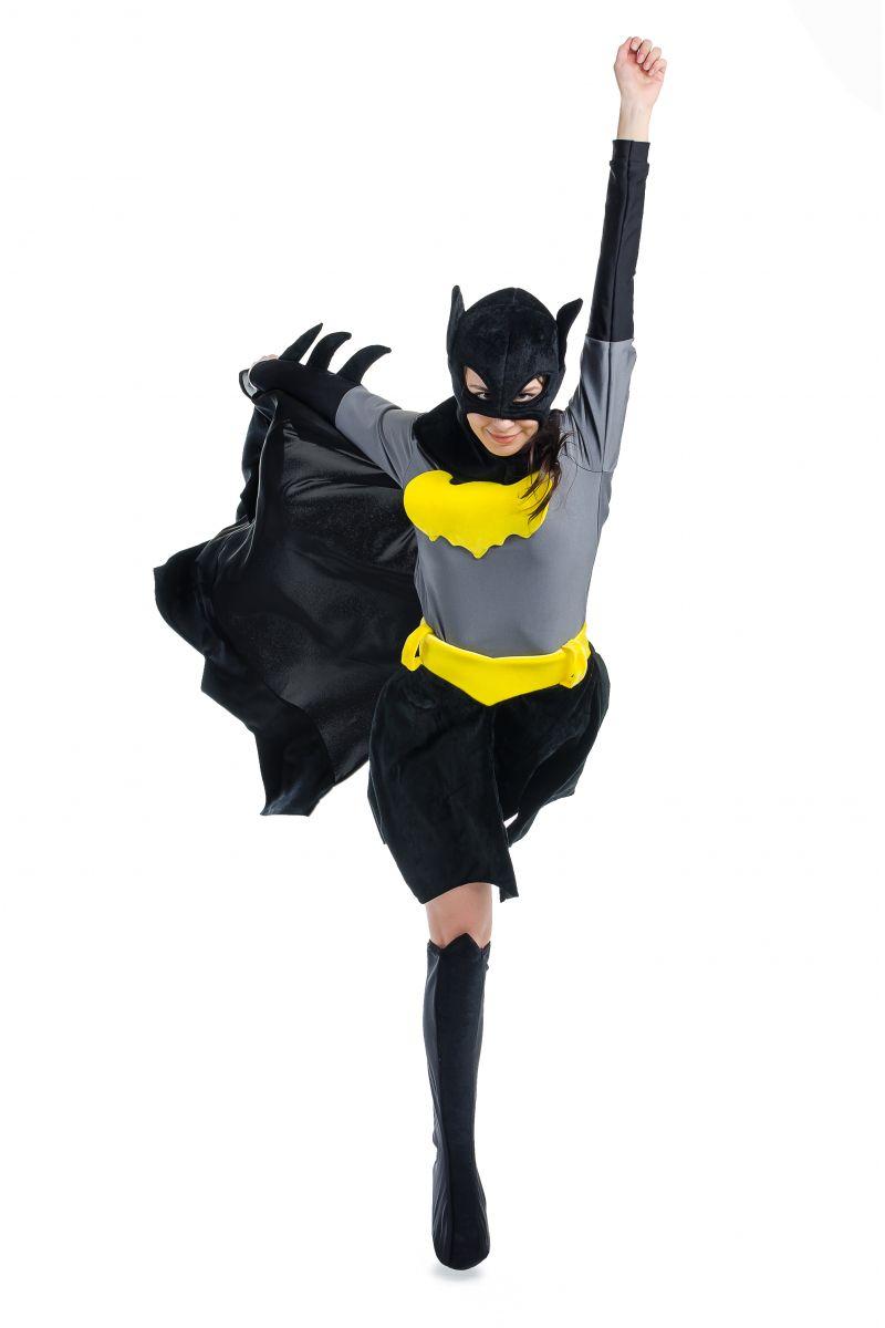 Масочка - « Бэтвумен » карнавальный костюм для взрослых / фото №1724