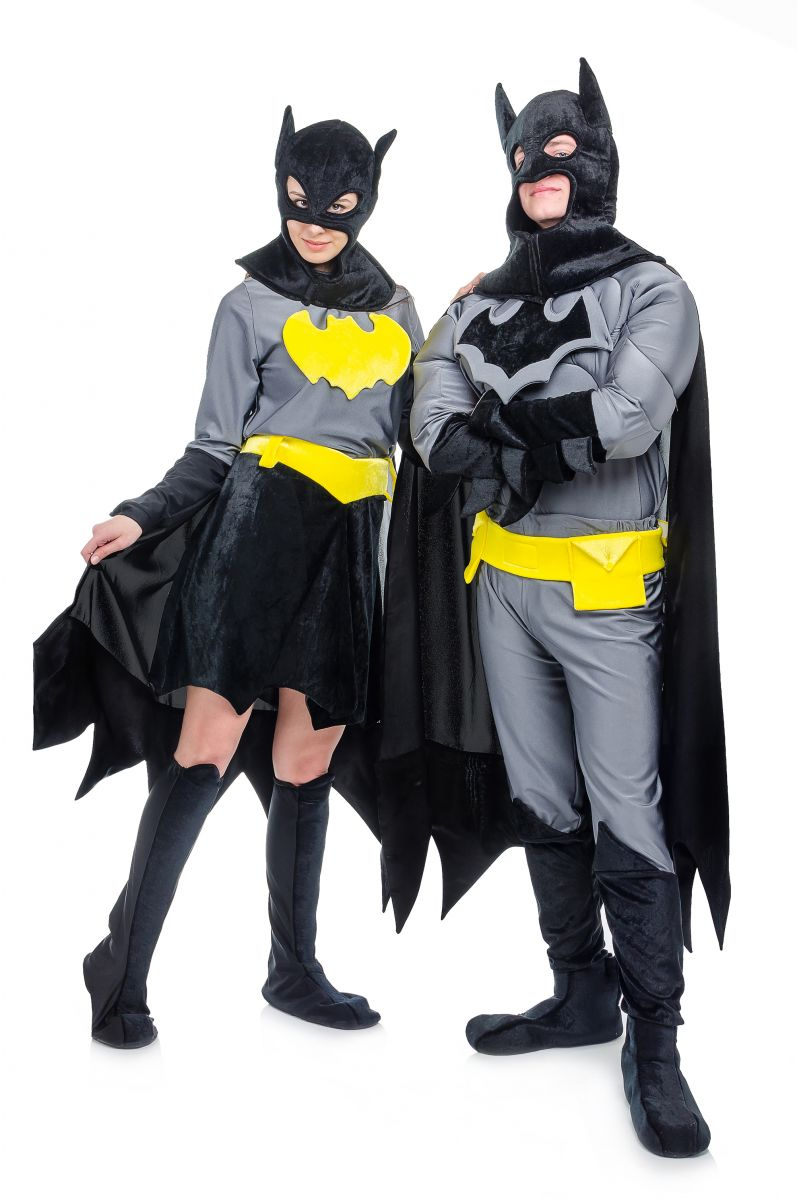 Масочка - « Бэтвумен » карнавальный костюм для взрослых / фото №1725