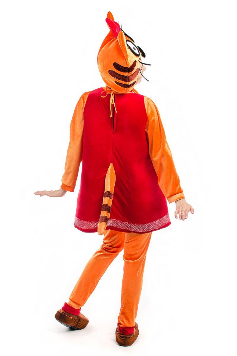 Масочка - Кошечка «Карамелька» карнавальный костюм для взрослых / фото №1735