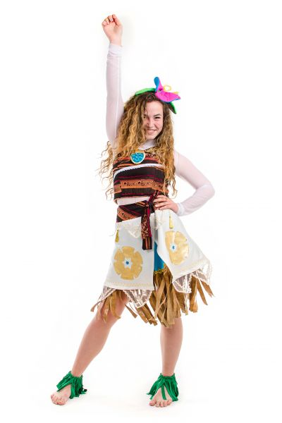 « Моана » карнавальный костюм для аниматора
