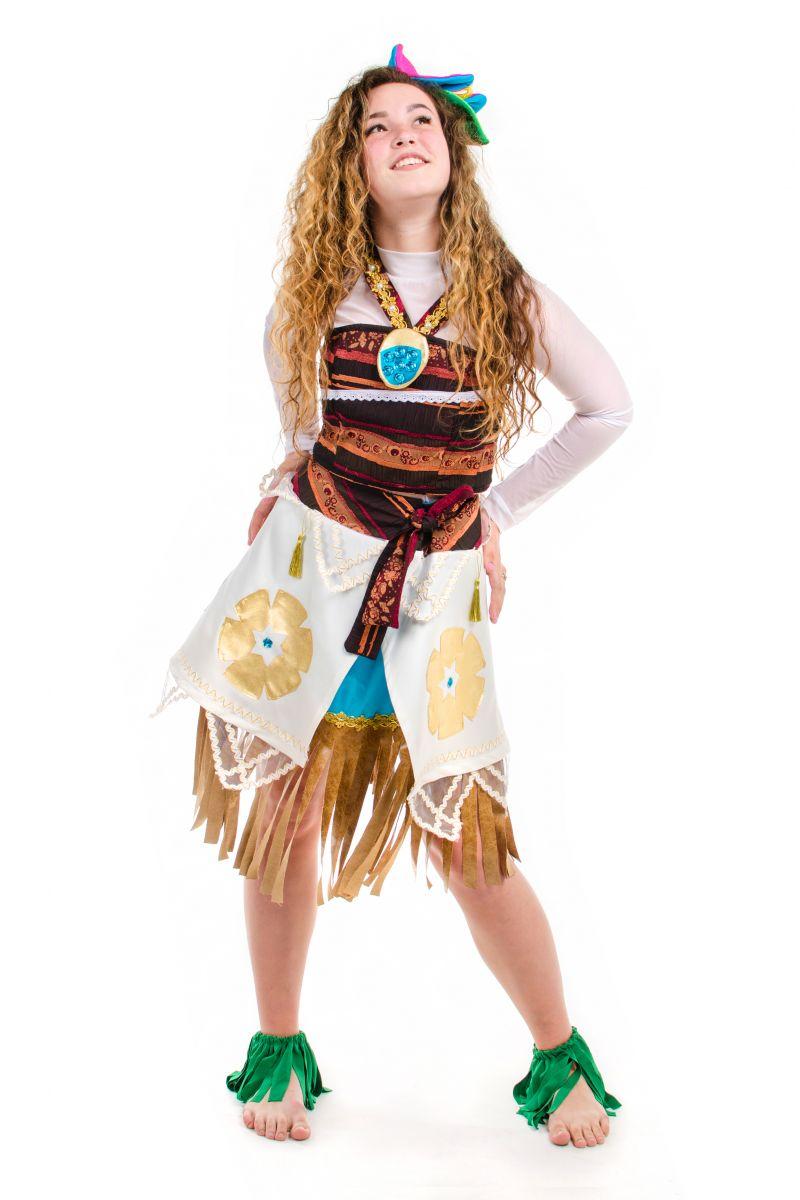 Масочка - « Моана » карнавальный костюм для аниматора / фото №1737