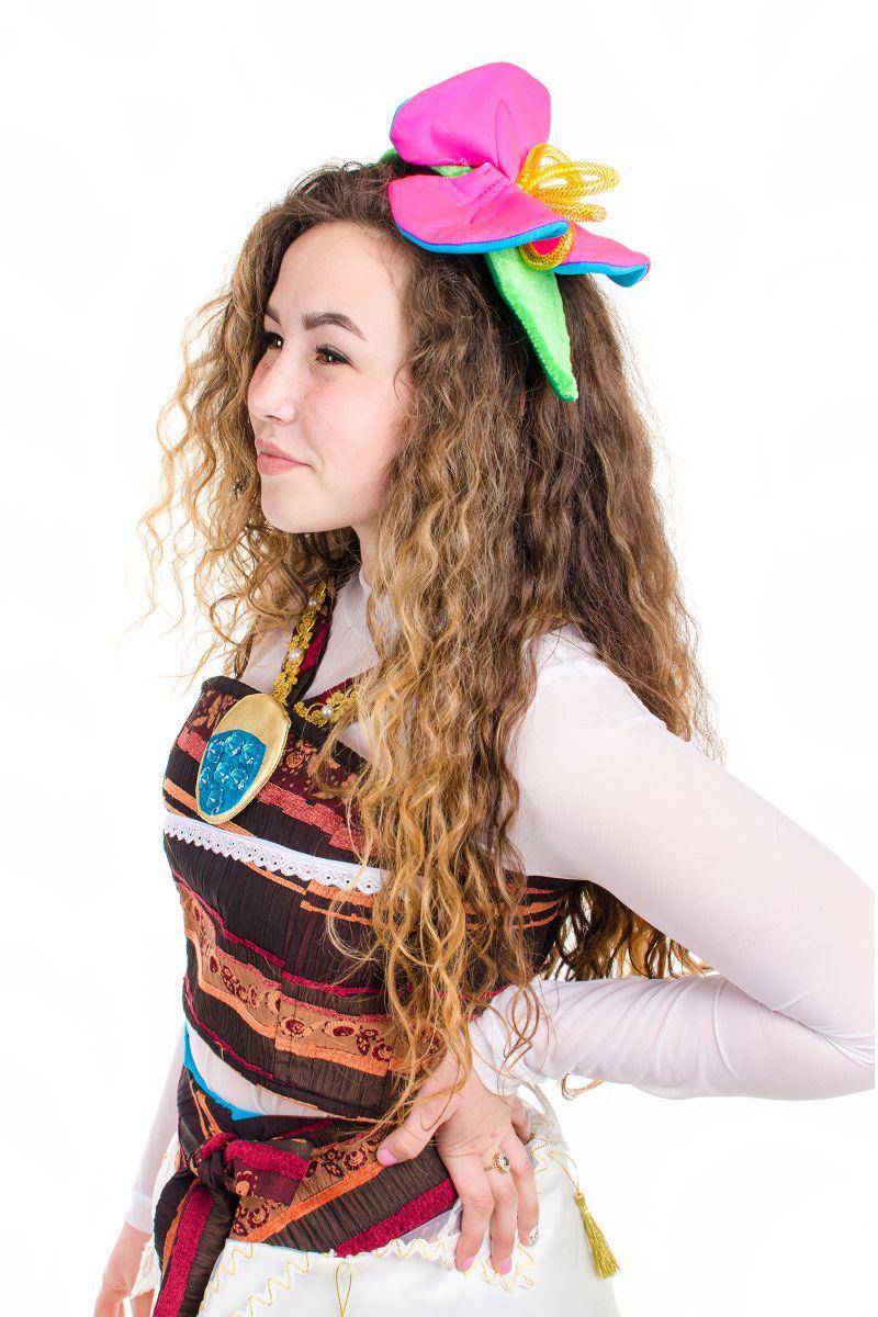 Масочка - « Моана » карнавальный костюм для аниматора / фото №1740