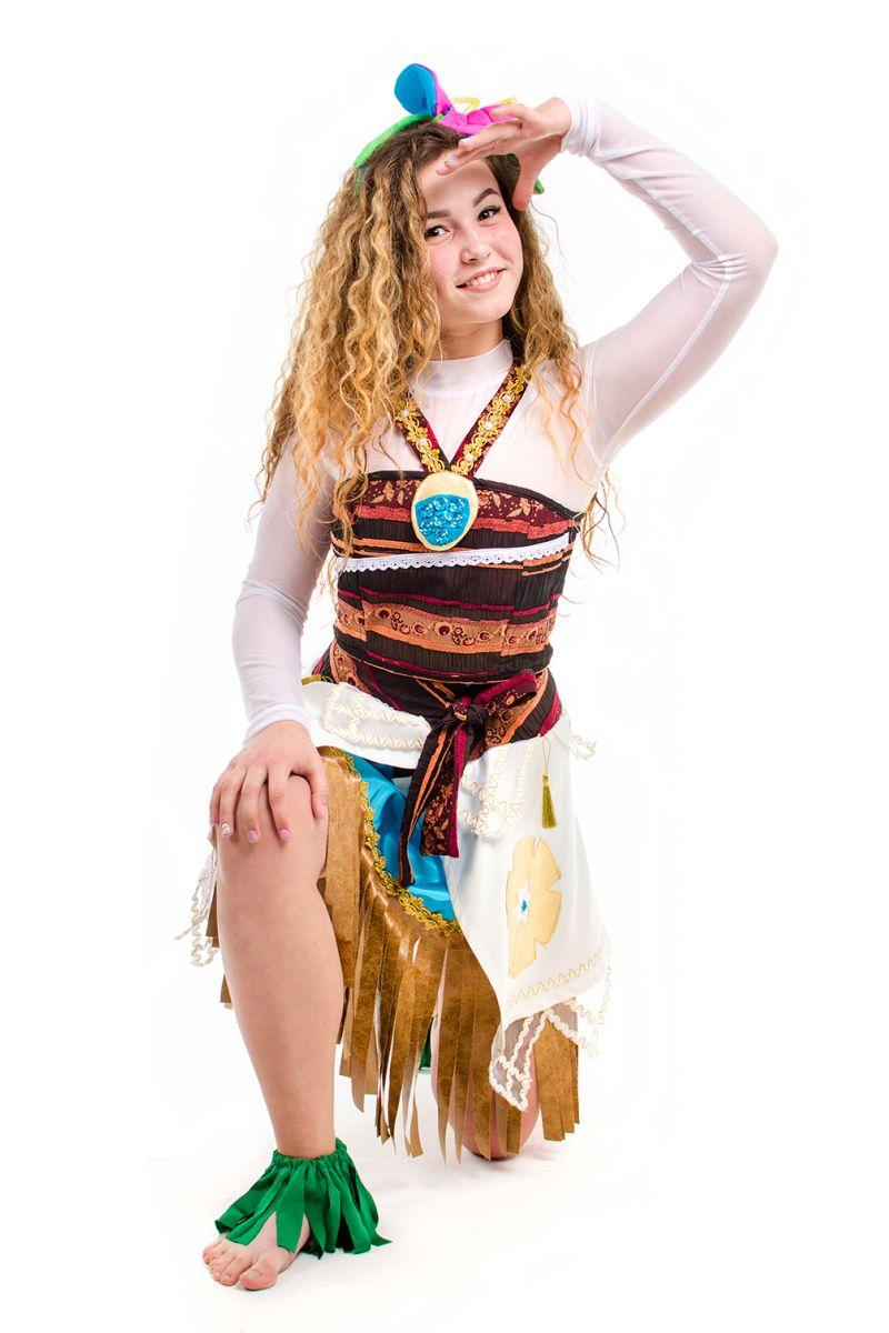 Масочка - « Моана » карнавальный костюм для аниматора / фото №1741