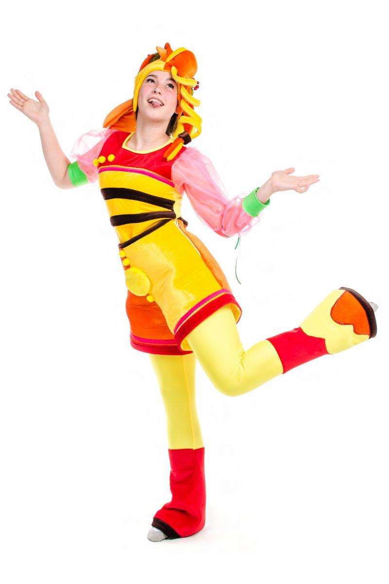 Аленка «Сказочный патруль» карнавальный костюм для аниматора